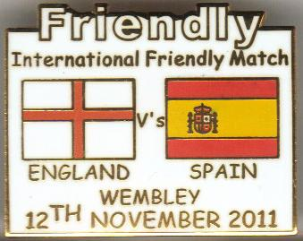 Spain badges for International decor spain